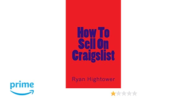 Craigslist Book - Hightowers 40 Best