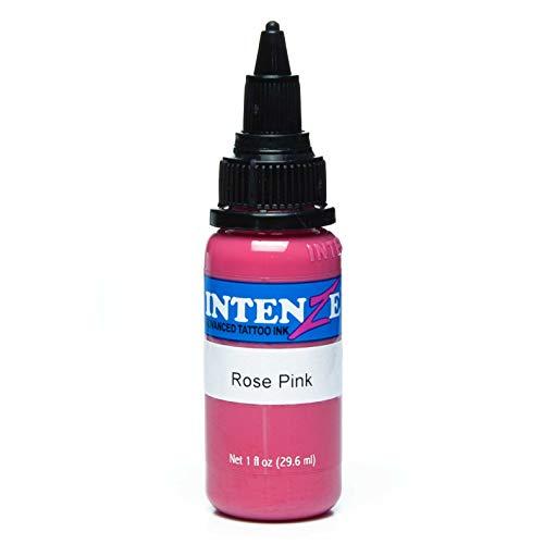 Intenze Tattoo Ink Rose Pink 1 oz