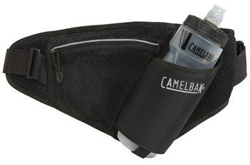 Camelbak Delaney Fit 24 Oz Hydration Pack, Podium Bottle Black, Outdoor Stuffs