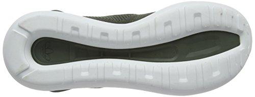 Adidas Tubular Runner Weave Scarpe Da Corsa Uomo Verde base Green base Green white