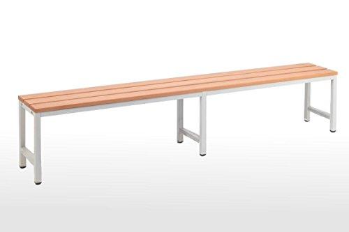 Küchenbank Größe: 42 cm H x 200 cm B x 30 cm T