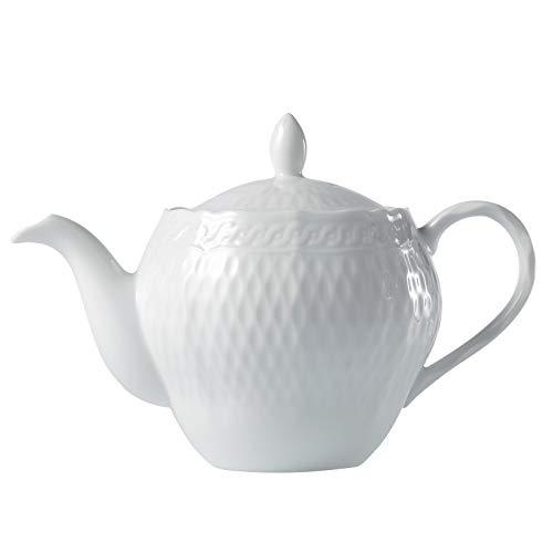 NORITAKE CHER BLANC Small tea pot 17 oz