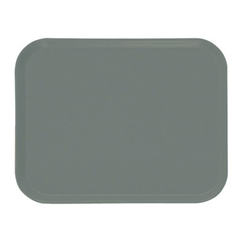 (Cambro 1520107 Camtray Pearl Gray 15 x 20-1/4 Serving Tray -)