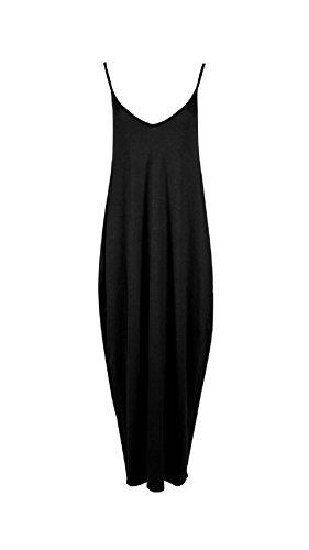 Italienische kleider schwarz