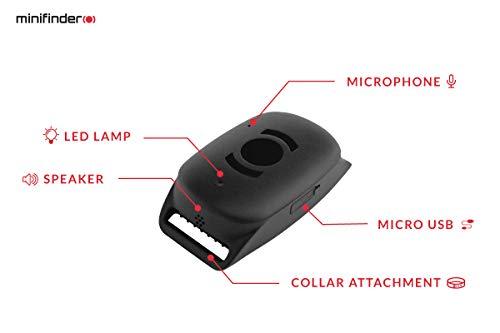 minifinder® Atto Dog GPS Tracker 2