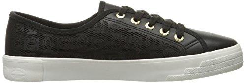 Bebe Dames Dane-l Fashion Sneaker Zwart Faux