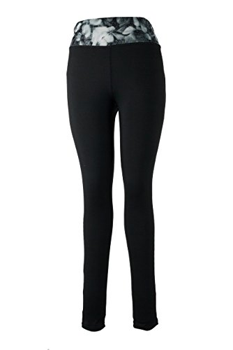 Obermeyer Womens Anni Sport 75wt Tight (Black / Small) (Pants Obermeyer Snowboarding)