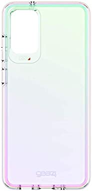 GEAR4 Crystal Palace Iridescent Designed for Samsung Galaxy S20+ Case, Advanced Impact Protection by D3O - Iri