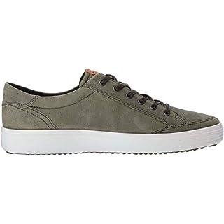 ECCO Men's Soft 7 Fashion Sneaker,Wild Dove grey,41 EU / 7-7.5 US