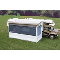Carefree 711920WPF) 19' Complete Flat Pitch Add-A-Room Aw...