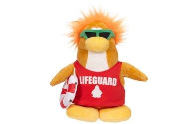 - Disney Club Penguin Series 8 Plush Lifeguard