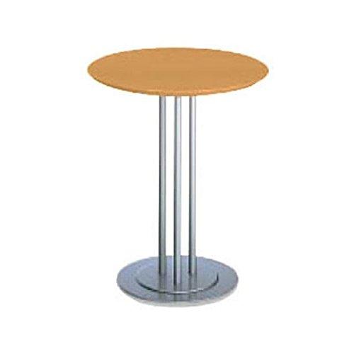 コクヨ(KOKUYO) ミーティングテーブル 円形 ATTESA(アテーザ) Φ600×D600×H700mm LT-202YKN B076DDMMWW
