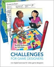 Challenges for Game Designers 1st (first) edition Text Only by
