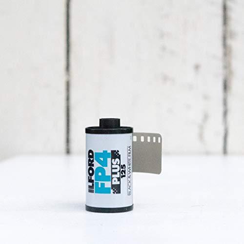 Ilford FP4 PLUS - Película fotográfica en blanco y negro: Amazon.es: Electrónica