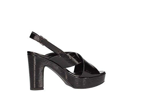 Martina B. 0515 Nova High Heeled Sandals Women Black QloFgA