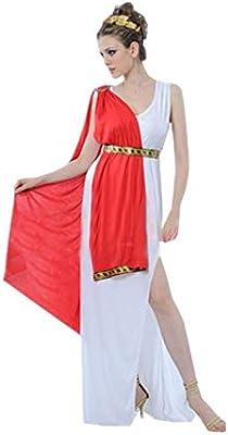 GHMOZ Cosplay de la Reina Griega, Disfraz de Cosplay for Mujer ...