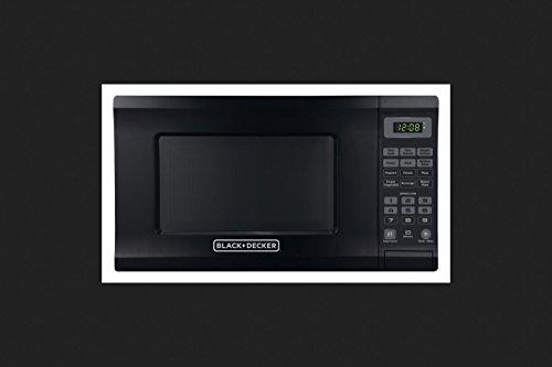 West Bend Microwave 0.7 Cu. Ft. 700 W Black