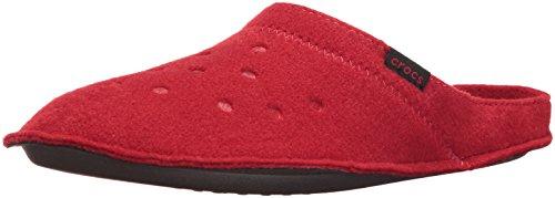 Pepper Crocs Adulte Oatmeal Classicslipper Rouge Chaussons Mixte vqXvwrf