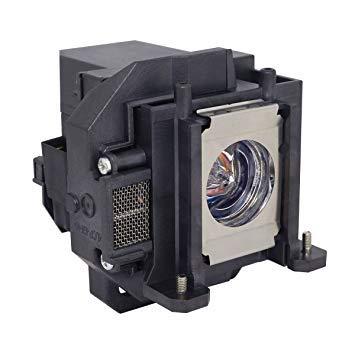 EPSON エプソン プロジェクターランプ ELPLP53 メーカー純正品   B07JGD1Y9Q