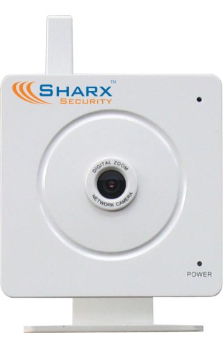 (Sharx Security VIPcella SCNC2606 Wifi Wireless 802.11b/g/n Security Network)