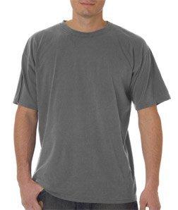amazon com pro club heavyweight t shirt dark grey charcoal