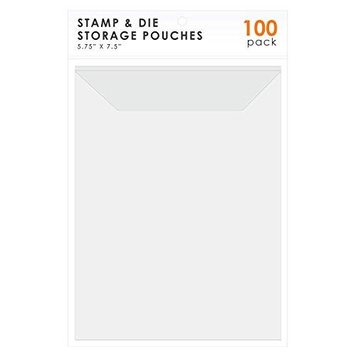LINKYO Stamp and Die Storage Pockets, (Die Storage)