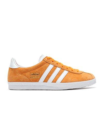 Adidas Originals Gazelle OG Trainers Sneakers Shoes (US 5.5, BORANG/FTWWHT/BORANG S74848) (Adidas Gazelle Skate Shoes)