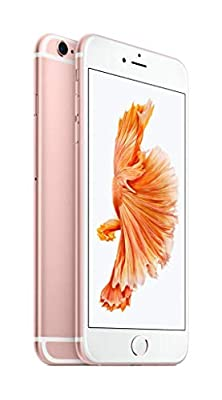 Apple iPhone 6s Plus (32GB) - Rose Gold [Locked to Simple Mobile Prepaid]