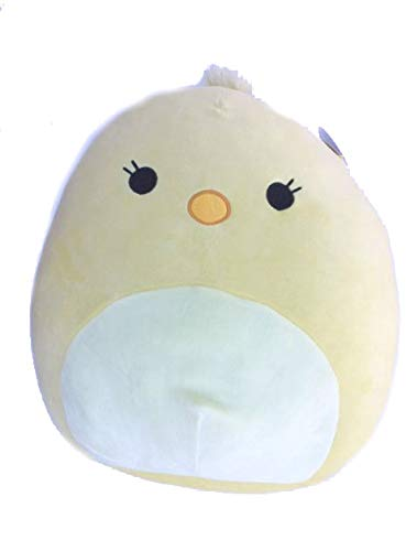 Kelly Toy Squishmallow Yellow Easter Aimee The Chick Stuffed pet Animal
