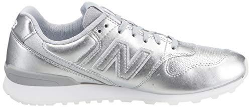New Balance 996 nbsp;plata nbsp;en Wr Zapatillas Plateado 7Un6dxUwAr