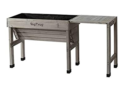 Fantastic Amazon Com Potting Table Potting Benches For Outside Gray Ncnpc Chair Design For Home Ncnpcorg
