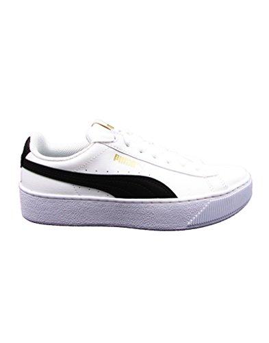 Liscia Vikky Platform Alta Bianco Sneaker Pelle Donna SL Puma dOXzwqq