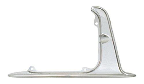 KNS Accessories KC4103 Stainless Steel Gas Door Guard (1962-1963 Chevrolet Car) (Impala Biscayne Door)