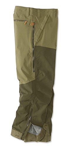 Orvis Men's Toughshell Waterproof Upland Pants, 34, Inseam: 33 Inch