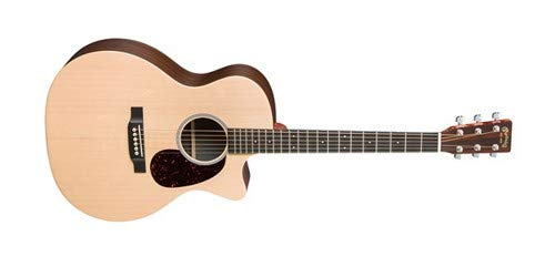 Martin X Series GPCX1RAE Grand Performance Acoustic-Electric Guitar Natural