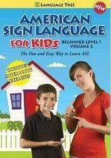 American Sign Language for Kids: Learn ASL Beginner Level 1, Vol. 2 (Kids Sign Dvd Language)