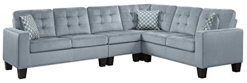 Gray Sectional Sofas Amp Couches Light Amp Dark Gray Sectionals