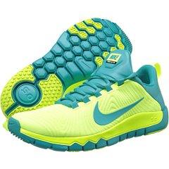 Nike Mens Gratis Trainer 5,0 Volt / Turbo Groen 14 D - Medium