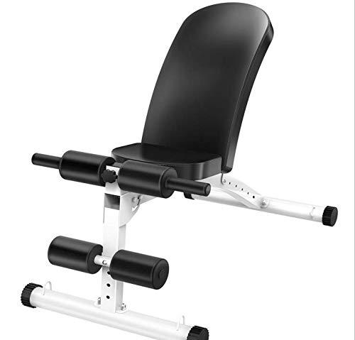 RXRENXIA Feinere Form Gym-Qualität Sit Up Bank Mit Reverse Crunch Griff Für Ab-Übungen Aus