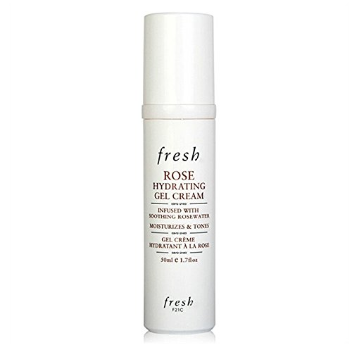 Fresh Rose Hydrating Gel Cream, 1.7 Ounce Review