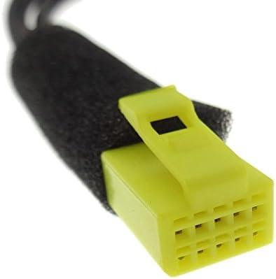 Verstärker Adapter Für Clarion Nx 409 500 501 Endstufe Elektronik