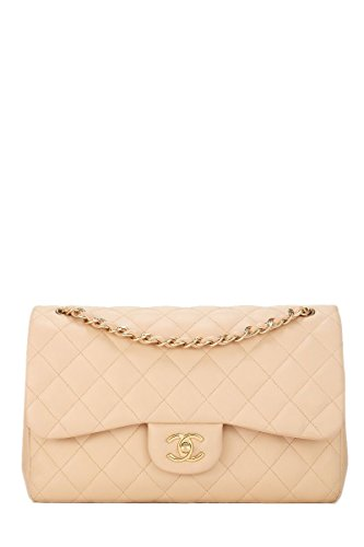 Chanel Beige Handbag - 8