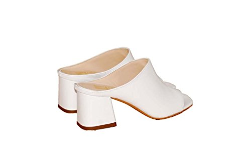 Sandali donna in pelle per l'estate scarpe RIPA shoes made in Italy - 36-33