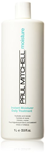 Paul Mitchell Instant Moisture Daily Treatment, Hydrates and Revives, 33.8-ounce