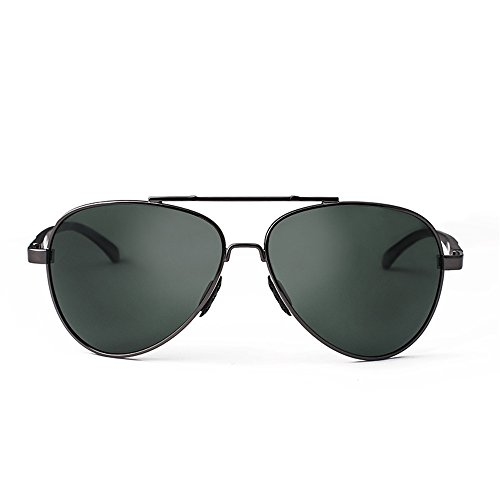 de Gafas Aire Gafas Espejo Rana Gafas Piloto Libre Sol para de polarizadas polarizadas al Viajar polarizadas de Gafas Sol piloto Deportes Volar Sol para de Mujer Adecuado de BPqBHwr7