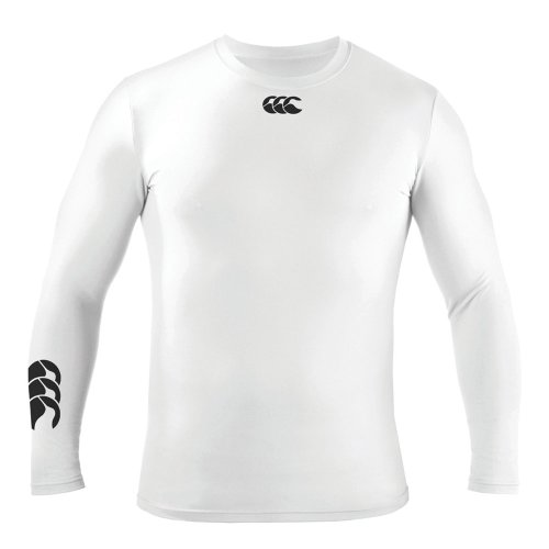 Inox Long Sleeve Baselayer - Cold White