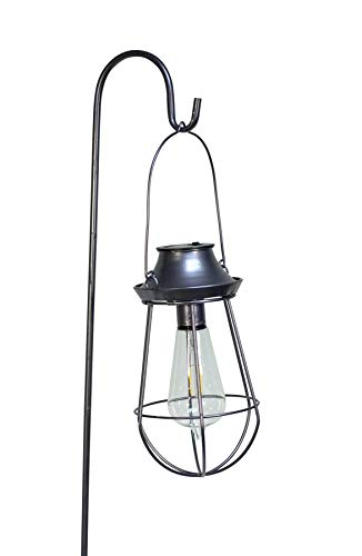Echo Valley 4529PK2 EDI-Sol Nautical Pendant Solar Lantern with Shepherd