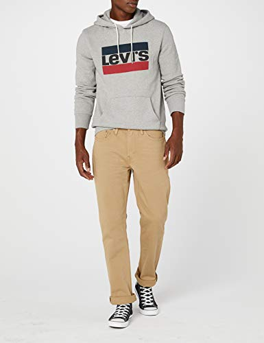 Wt Uomo Straight 786 514 Levi's Lht earth Beige Khaki Jeans H88tOqzw