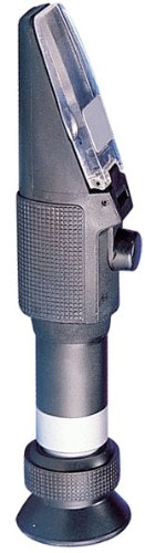 REED Instruments R9600 Salinity Refractometer, 0-28% with ATC, +/-0.2% Accuracy