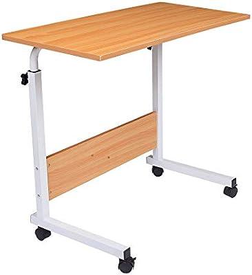 Mesa para laptop De gran tamaño portable multiusos de escritorio ...